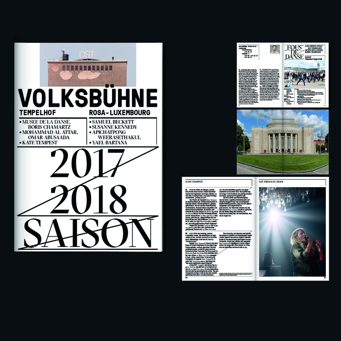 Volksbühne Berlin fictional identity 3