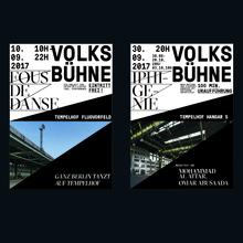 Volksbühne Berlin fictional identity
