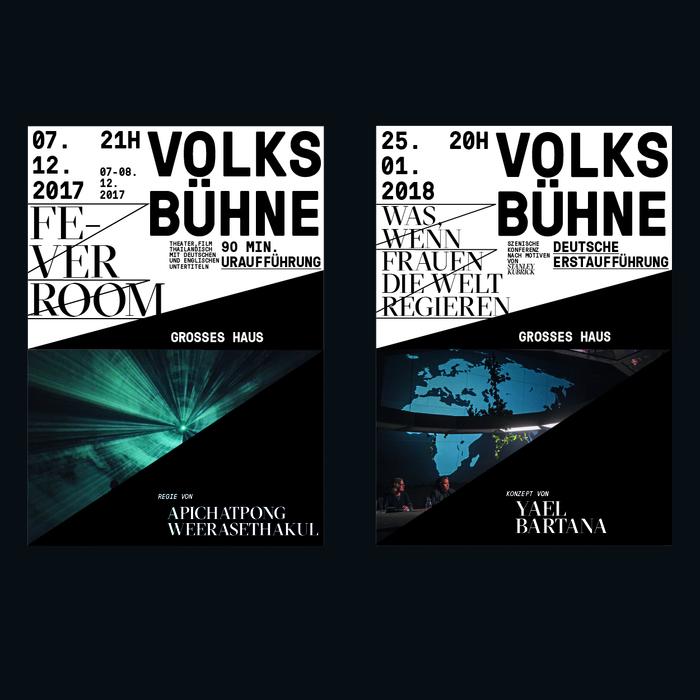 Volksbühne Berlin fictional identity 2