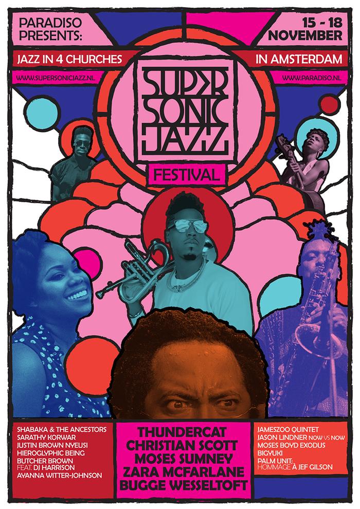 Super-Sonic Jazz Festival 1