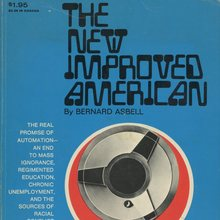 <cite>The New Improved American </cite>(Delta edition)