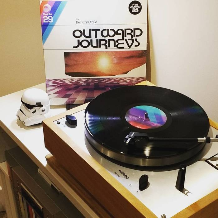 The Belbury Circle – Outwards Journeys album art 6