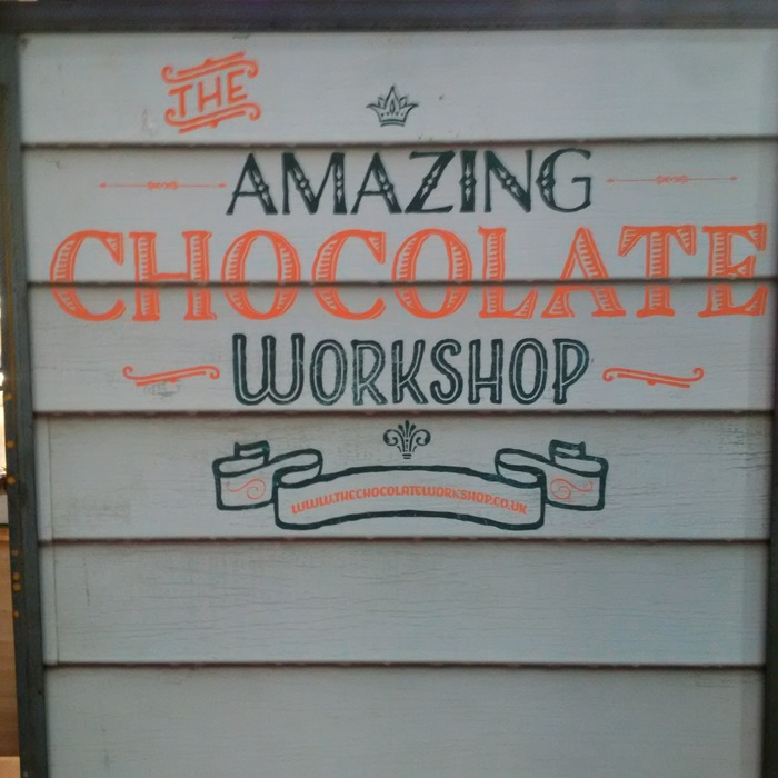 The Chocolate Workshop 1