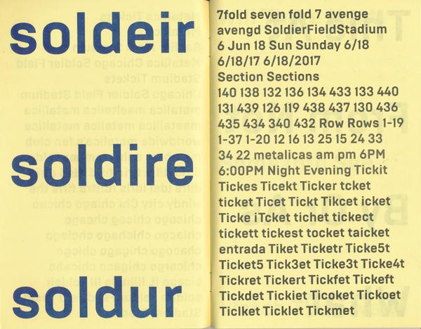Matalica Tickets 2