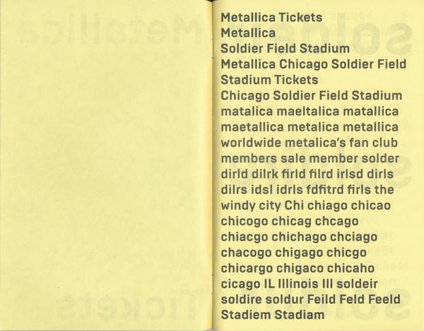 Matalica Tickets 3