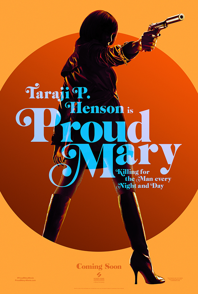 Proud Mary teaser posters 4