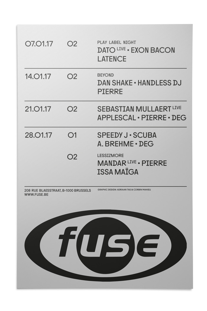Fuse Brussels 4