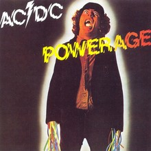 AC/DC – <cite>Powerage </cite>album art