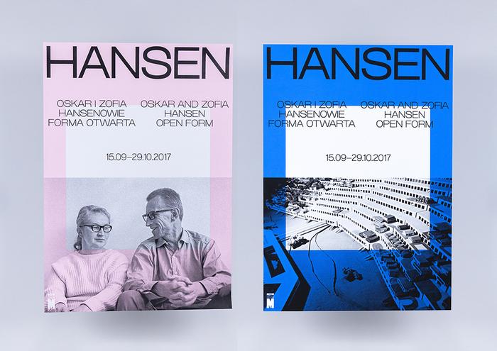 Oskar and Zofia Hansen exhibition 5