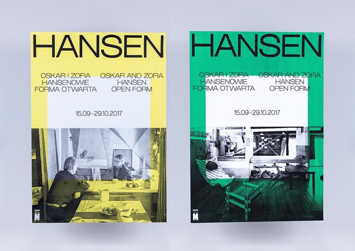 Oskar and Zofia Hansen exhibition 6