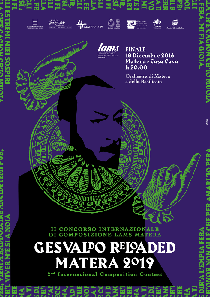 Gesualdo Reloaded – Matera 2019 1