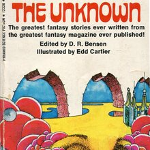 <cite>Isaac Asimov Introduces the Unknown,</cite> Pyramid (1970)