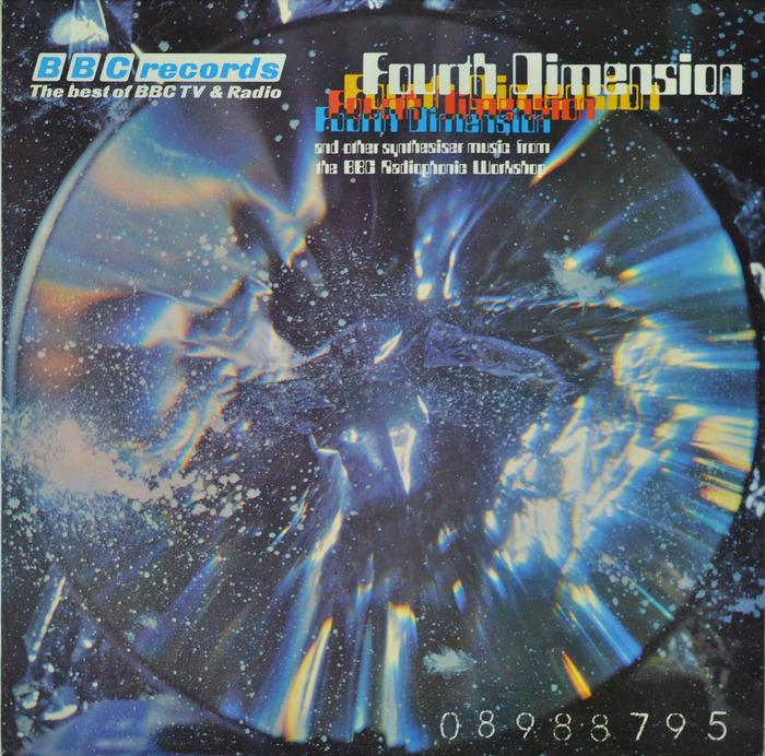 Paddy Kingsland – Fourth Dimension 1