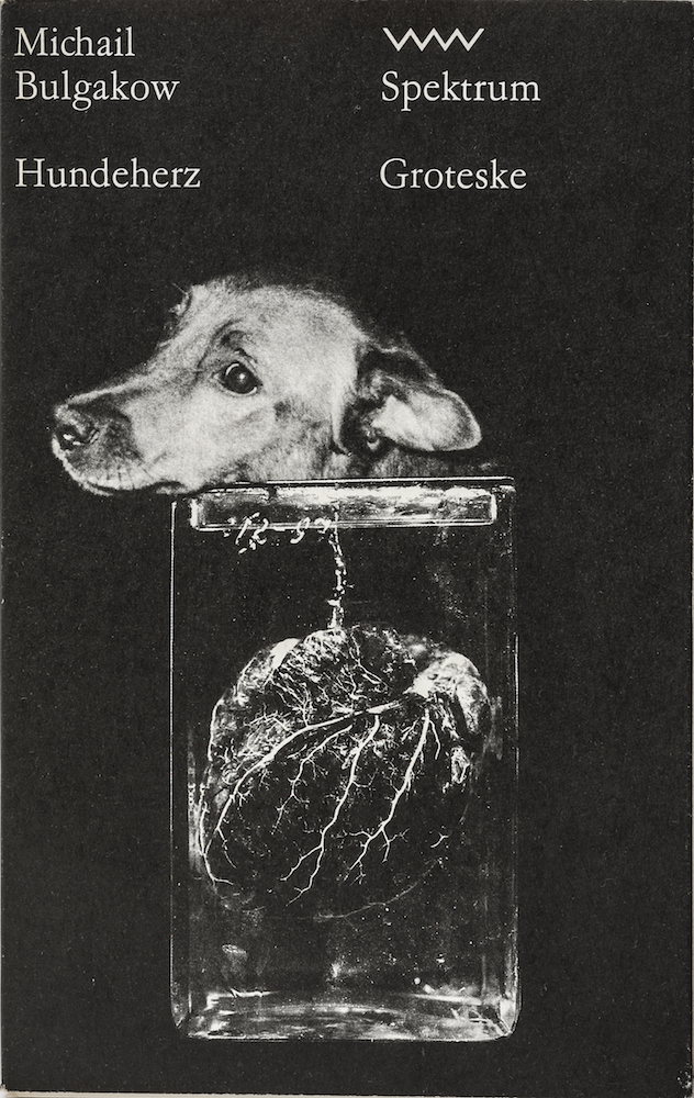 Michail Bulgakow: Hundeherz (Spektrum 237, 1988).