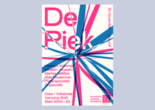 DUS Amsterdam discussion nights at Doka