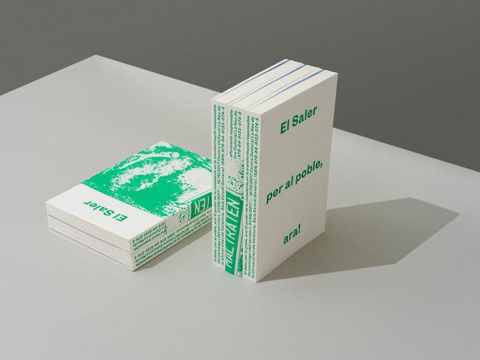 El Saler per al poble, ara! exhibition catalog 1
