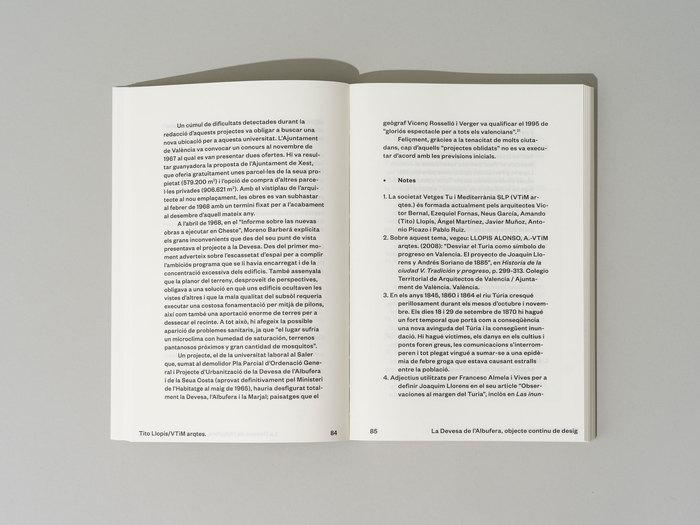 El Saler per al poble, ara! exhibition catalog 3
