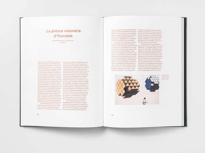 Yturralde. Cartografies del sublim exhibition catalog 2