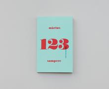 <cite>123</cite> by Màrius Sampere, Edicions del Buc