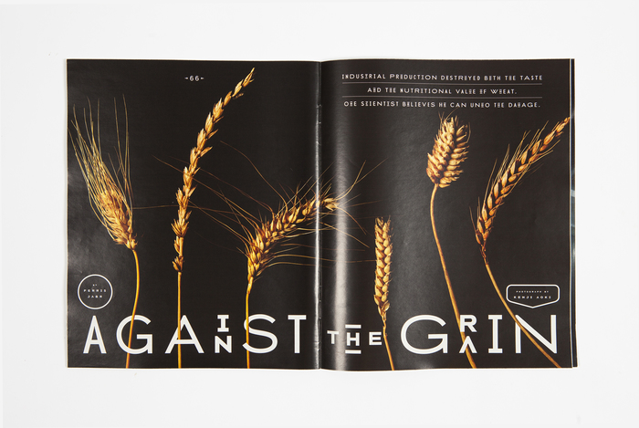 The New York Times Magazine, 2015 Food Issue 3