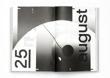 Kalenderboek Stichting Print: 25 August