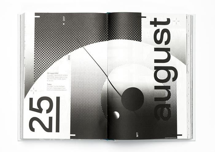 Kalenderboek Stichting Print: 25 August 3