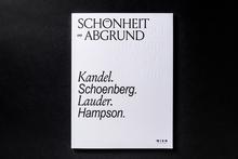<cite>Schönheit und Abgrund</cite> magazine