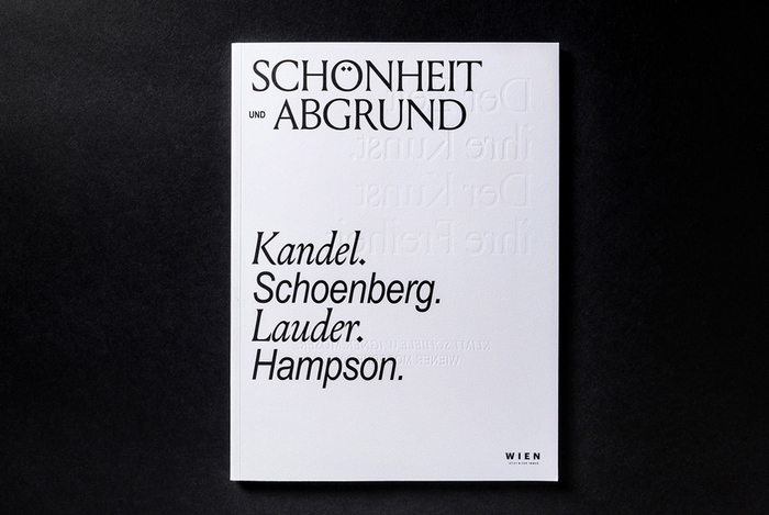 Schönheit und Abgrund magazine 1