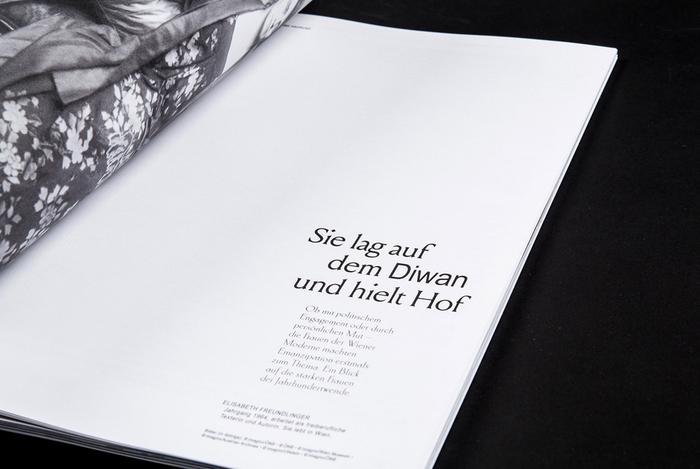 Schönheit und Abgrund magazine 2