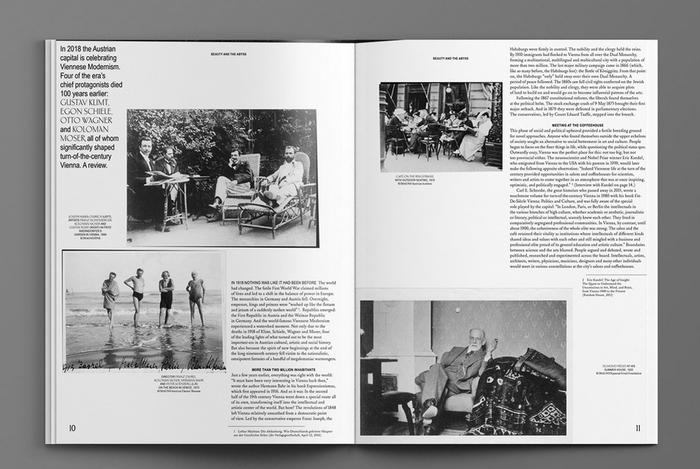 Schönheit und Abgrund magazine 6