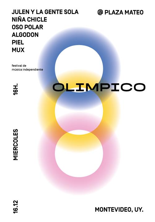 Olimpico – Festival de Música Independiente 2