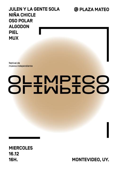 Olimpico – Festival de Música Independiente 3