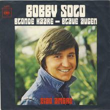 "Bobby<span class=""nbsp"">&nbsp;</span>Solo — <cite>Blonde Haare – blaue Augen / Ciao</cite><span class=""nbsp"">&nbsp;</span><cite>Amore</cite>"