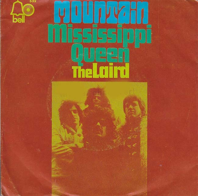 Mountain — Mississippi Queen / The Laird 1