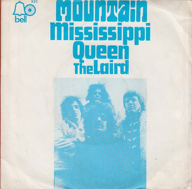 Mountain — Mississippi Queen / The Laird 2