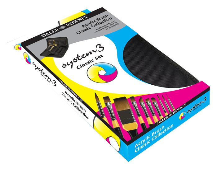 System 3 art supplies 5