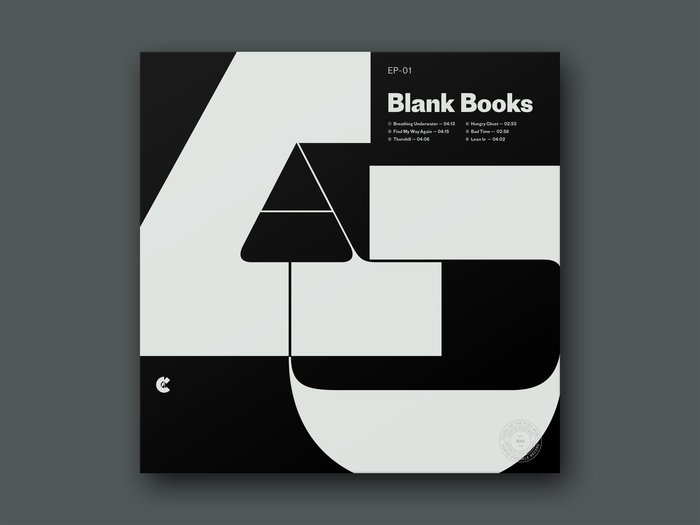 Blank Books — EP1 redesign 1