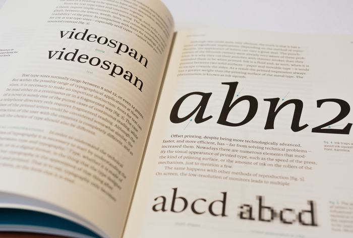 How to create typefaces 4