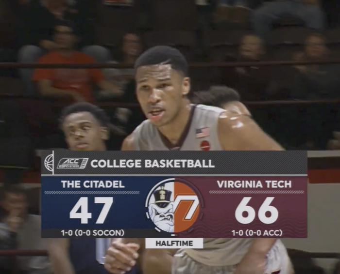 ESPN College Basketball graphics 1
