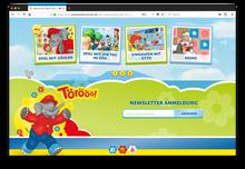 Benjamin Blümchen website