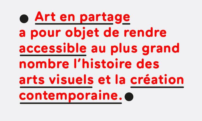 Art en partage 1