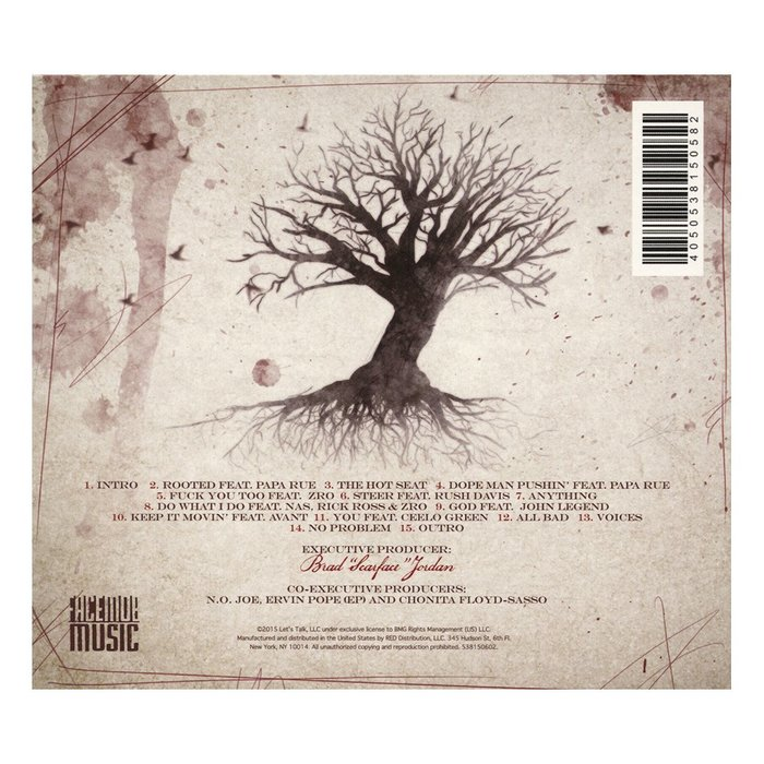 Scarface – Deeply Rooted (2015) and Deeply Rooted: The Lost Files (2017) 2