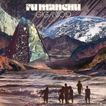 Fu Manchu – <cite>Gigantoid </cite>album art