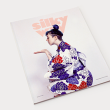 <cite>Silky Way</cite> magazine