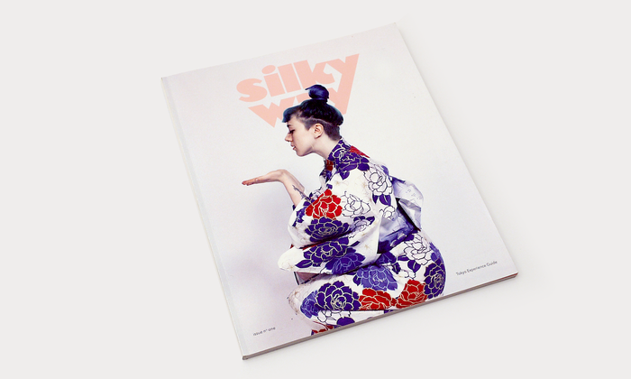 Silky Way magazine, issue1 1