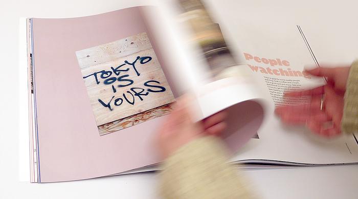Silky Way magazine, issue1 2