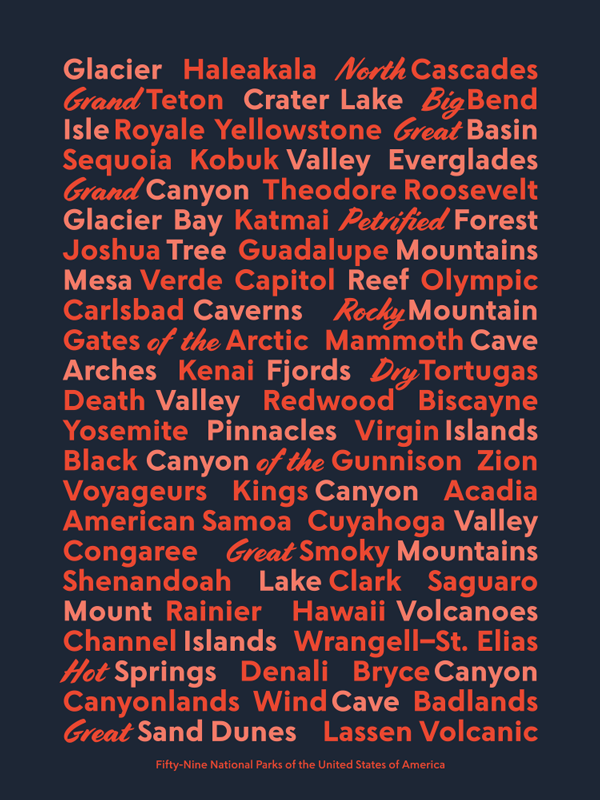 59 Parks poster 1