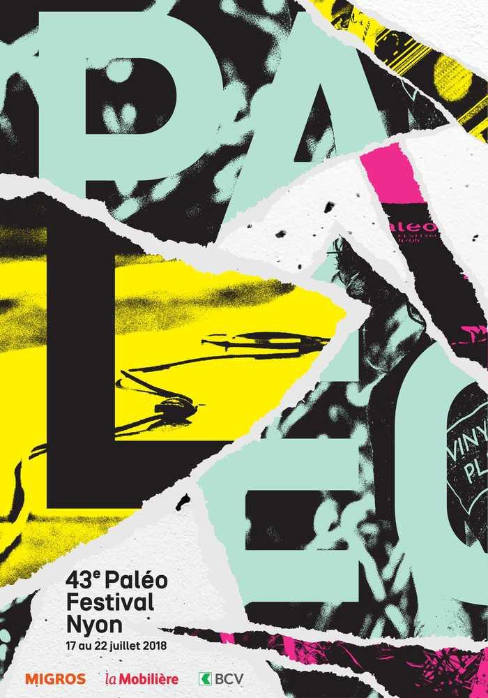 43rd Paléo Festival Nyon 1