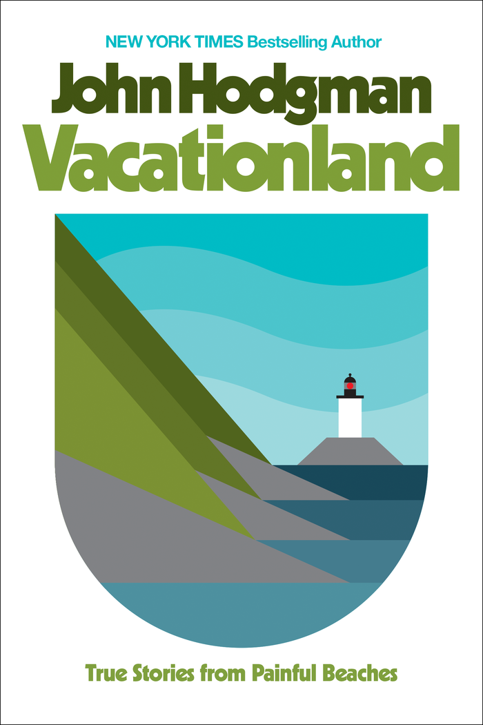 Vacationland by John Hodgman 1