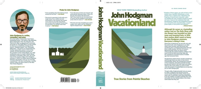 Vacationland by John Hodgman 2